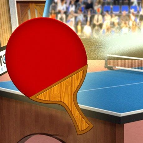 乒乓球巡回賽冠軍蘋果版