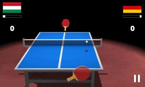 乒乓球類手游大全