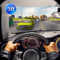 高速公路赛车游戏