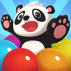 泡泡龍熊貓傳奇無限道具版