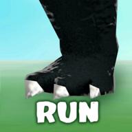 奔跑哥斯拉
